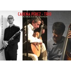 Cadena Pérez - Trio