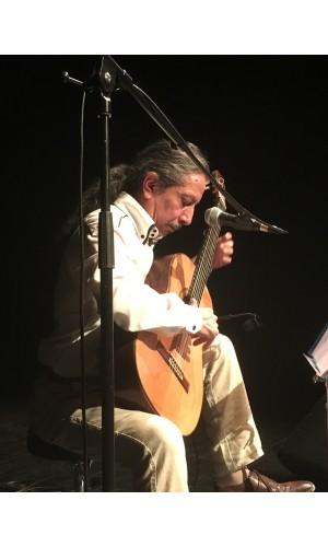 Patricio Cadena Pérez - Guitar