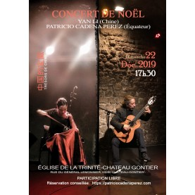 Patricio Cadena Pérez - Concert de Noel